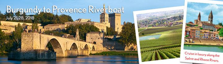 Burgundy-Riverboat