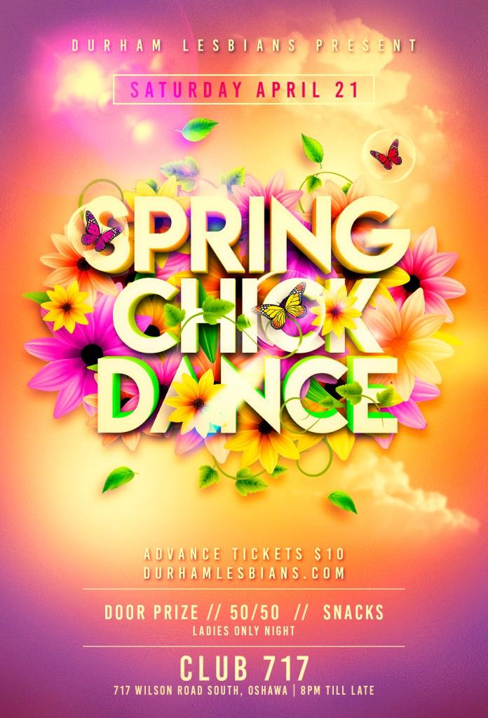 Spring Chicks Dance
