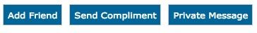 add friend send compliment private message