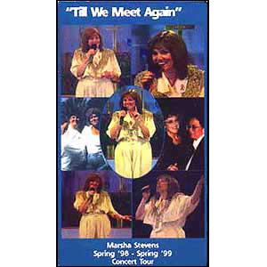 Marsha Stevens VHS - Till We Meet Again