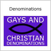 Gays & Christian Denominations
