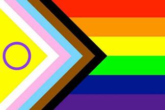 Progress Flag with Intersex