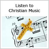 Listen to Christian Music